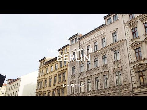 Vlog | 3 Days in Berlin | Maisie Ivy