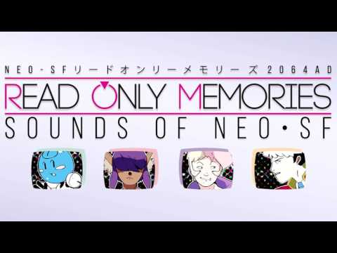 2064: Read Only Memories - Full Soundtrack