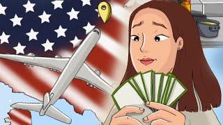รีวิวประสบการณ์work and travel ที่เมกา