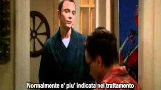 Big Bang Theory 4x06 Sheldon Scopre Leonard&Prija.wmv