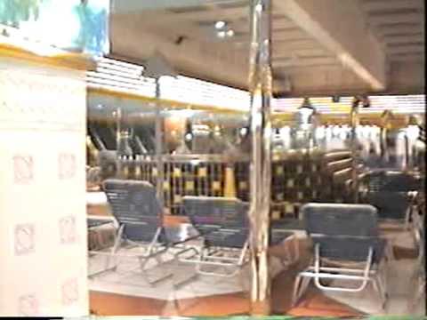 Carnival Destiny Inaugural November 24, 1996