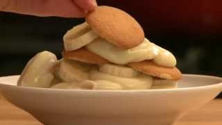 Dessert Recipes - How To Make Banana Pudding