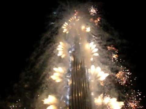Burj Khalifa (Burj Dubai) Grand Opening Ceremony