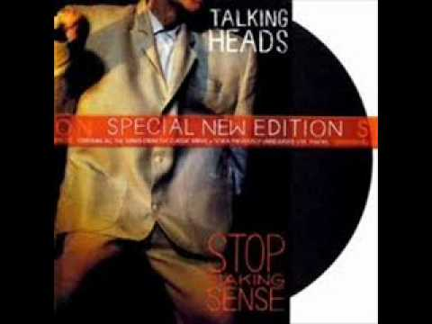 Talking heads - Thank you for sending me an angel (Stop making sense)