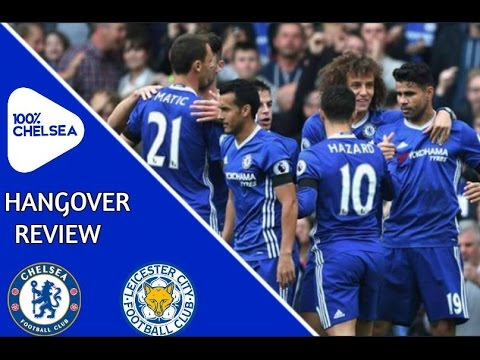 Hangover Review || Chelsea 3-0 Leicester || ft Louis and Laurenz