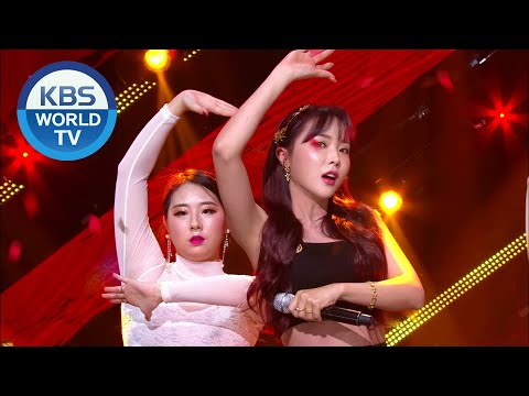 HONG JINYOUNG - Love Is Like A Petal [Music Bank / 2020.04.03]