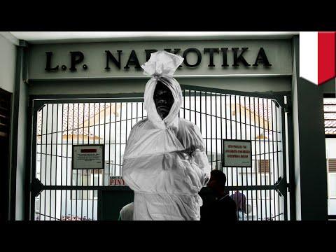 Penjara hantu dan buaya untuk lapas narkotika di Indonesia - TomoNews