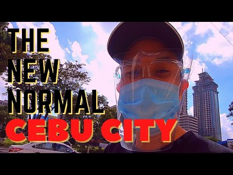 CEBU CITY, PHILIPPINES | Driving and Walking Around The City During The Pandemic | #MGCQ