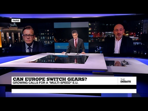 Can Europe switch gears? Growing calls for a 'multi-speed' E.U. (part 2)