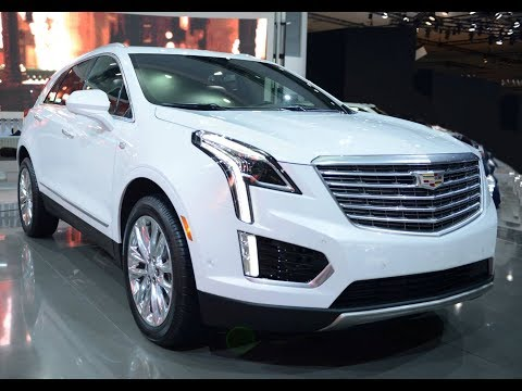 THE CADILLAC WILL BUILD 3 NEW CROSSOVER BY 2020 AND INTERIOR