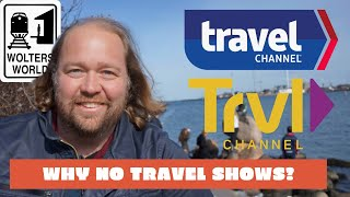 Why Doesn't The Travel Channel Show Travel Shows Anymore?