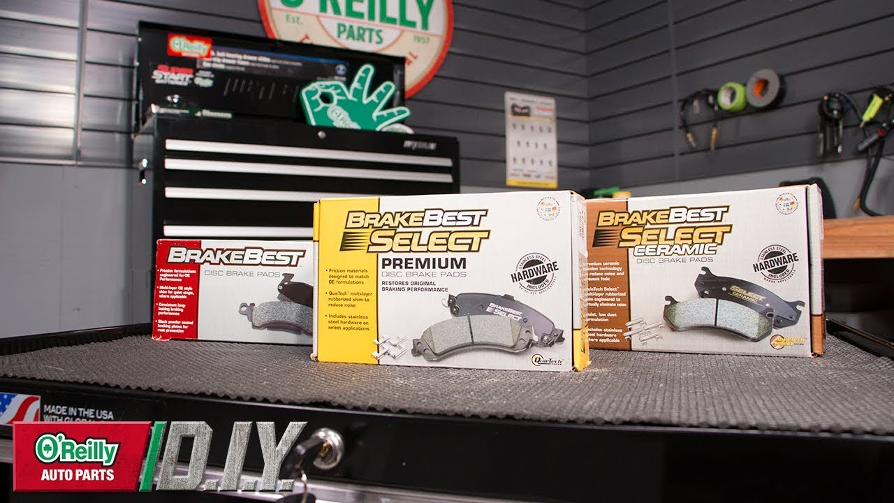 BrakeBest Brake Pads & Rotors, Drums & Shoes | O'Reilly Auto