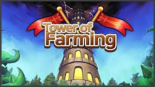 Tower of Farming - idle RPG (Gameplay Android) screenshot 4