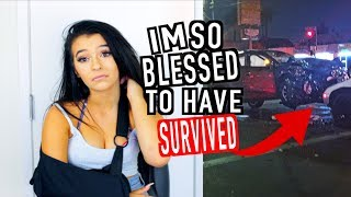 the night I almost died.... my fatal car crash story