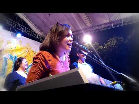 Ambyar Tenan - Sastrosastri (waktu lagi latihan di panggung FAD Fest 2015 Semarang)