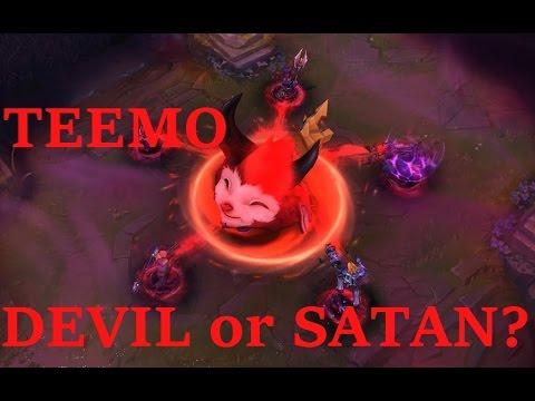 😈 Teemo: Devil or Satan? 😈 Teemo vs Darius Full Ranked Gameplay 😈 League of Legends Season 6 😈