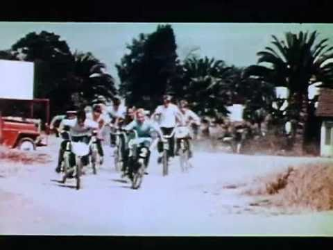 ON ANY SUNDAY Movie Trailer Bruce Brown 1971