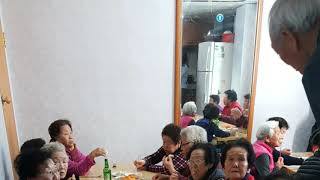 Being a servant..January 2018 Lilibeth Hong South Korea