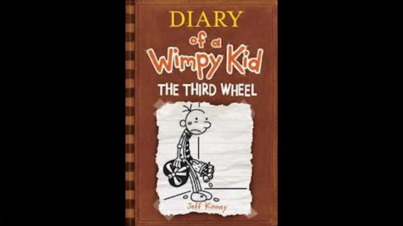 Diary Of A Wimpy Kid The Third Wheel Summary Project Youtube