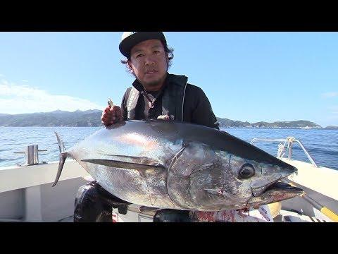 【釣り百景】#207 遂に出た!憧れのクロマグロ 青森県で究極のスタンディングファイト