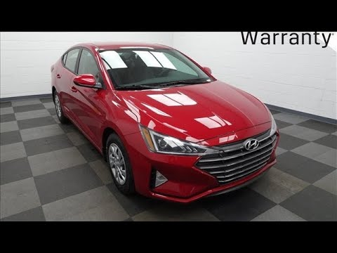 New 2019 Hyundai Elantra Fredericksburg VA Richmond, VA #HKU886769 - SOLD