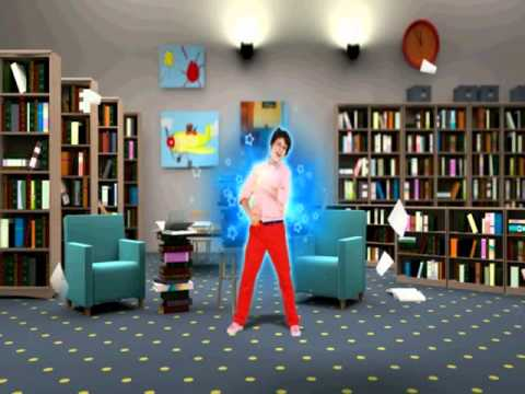 Shout (you know you make me wanna shout) - Just Dance kids 2014 - wii