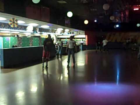Hip Hop Night United Skates Of America Columbus Ohio Youtube
