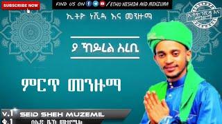 { ያ ኸይረል አረቢ } ሰኢድ ሼኽ ሙዙሚል  ምርጥ መንዙማ  Seid sheh Muzemil { Ya khayrel Arebi } Menzuma
