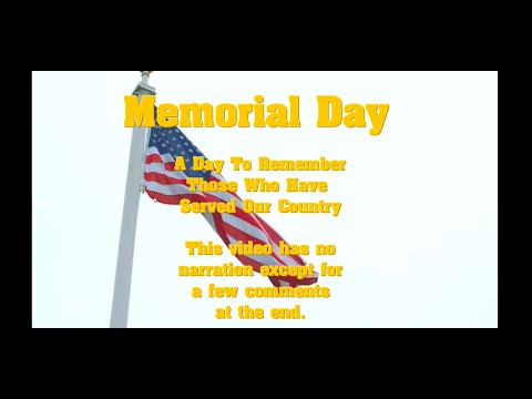 The True Meaning of Memorial Day - Travels With Phil