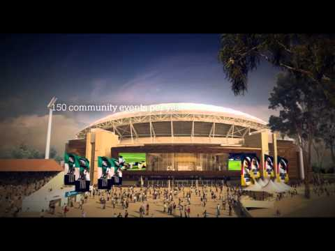 Adelaide Oval construction to begin