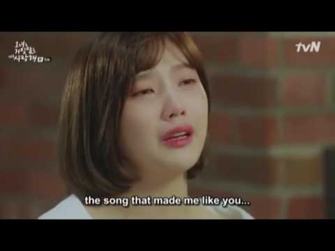 I'm Okay Crude Play English And Romanized Lyric [Lovely Love Lie Part 3 OST]