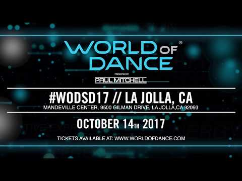 World of Dance San Diego 2017 | #WODSD17