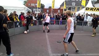 Musicians vs. Leovardia (Official Video)
