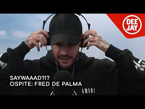 Fred De Palma: i Premi Nobel Urban 2019 | #SayWaaad