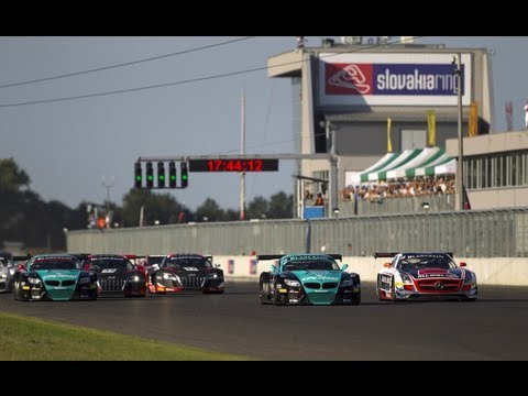 GT1 - Slovakia - Championship Race Watch Again 19/08/12