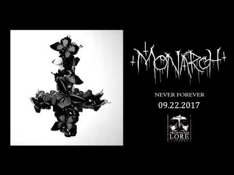 MONARCH! - Of Night, With Knives (official audio)