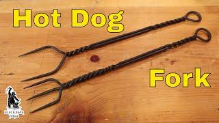 Hot dog fork or Marshmallow  fork