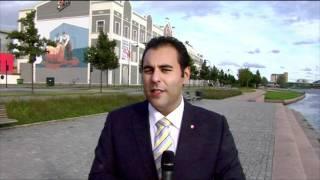 Masud vil ha bybane i Drammen