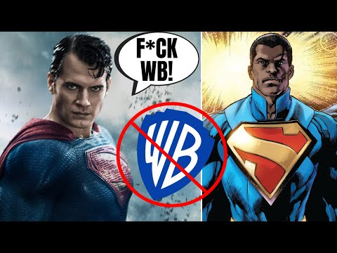 Henry Cavill UNFOLLOWS Warner Bros and DC After Black Superman Reboot Announced On His Birthday?