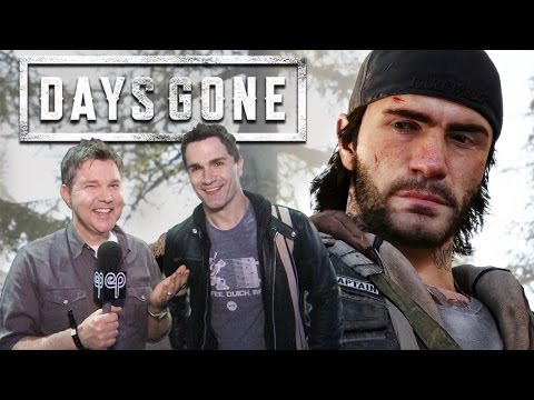 Sam Witwer on Days Gone!
