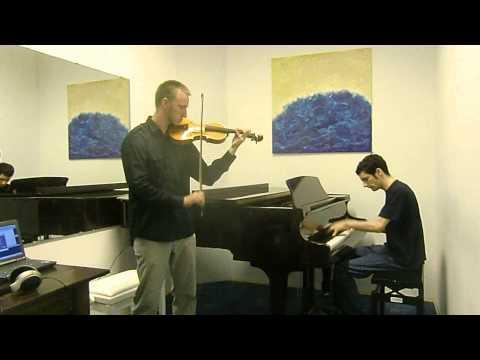 Requiem for a Dream - Piano and Violin