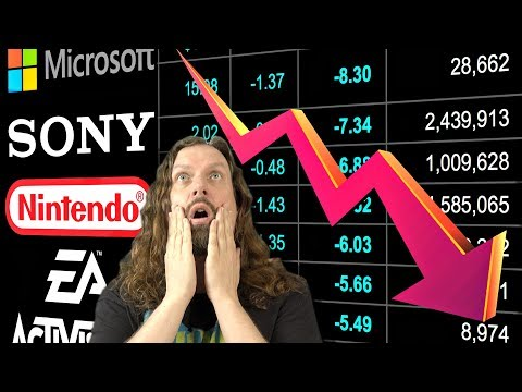 Video Game CRASH?….Again?!