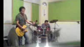 Rock guitar gibson ts9