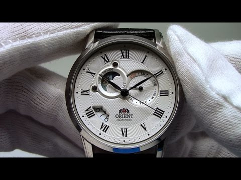 Orient Sun and Moon - A Classic Dress Watch
