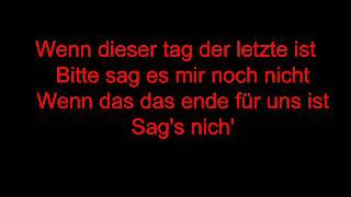 Watch Tokio Hotel Der Letzte Tag video