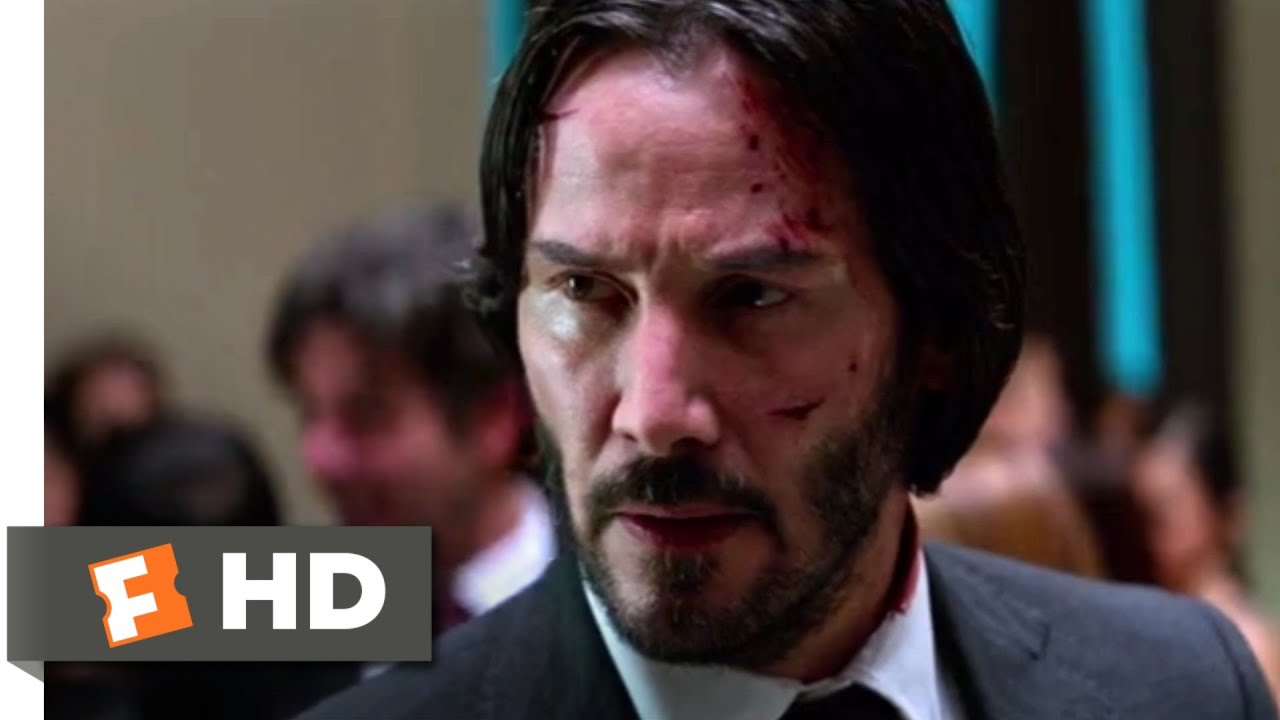 Download John Wick: Chapter 2 (2017) - Museum Fight Scene (8/10) | Movieclips