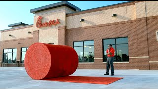 Chick-fil-A One Rolls Out...