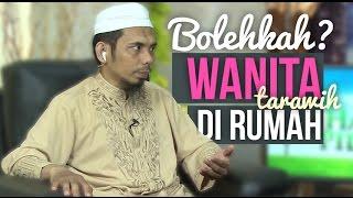 Download Video Tanya Jawab: Bolehkah Wanita Shalat Tarwih di Rumah? MP3 3GP MP4