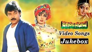 Jagadeka Veerudu Atiloka Sundari Telugu Movie Video Songs Jukebox || Chiranjeevi, Sridevi