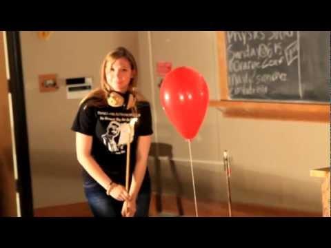 Popping Hydrogen vs Oxygen Balloons